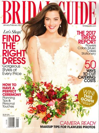 Bridal Guide Jan/Feb 2017