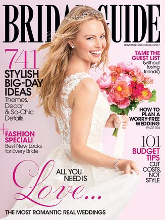 Bridal Guide Nov/Dec 2017