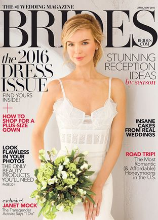 Brides Magazine April/May 2016