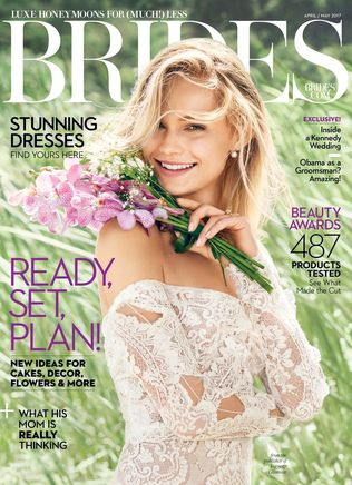 Brides Magazine Apr/May 2017