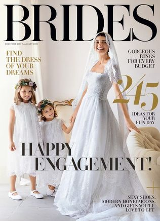 Brides Magazine Dec/Jan 2017-2018