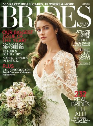 Brides Magazine Feb/Mar 2017