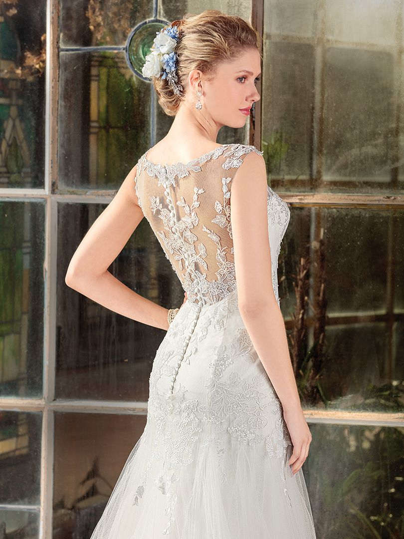 Style BL255 Bristol | Beloved By Casablanca Bridal