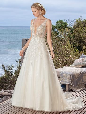 Home beloved by casablanca bridal featured items junglespirit Images