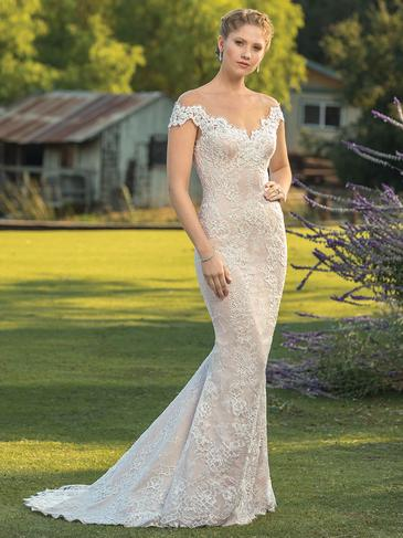 Home beloved by casablanca bridal style bl279 cleo junglespirit Image collections