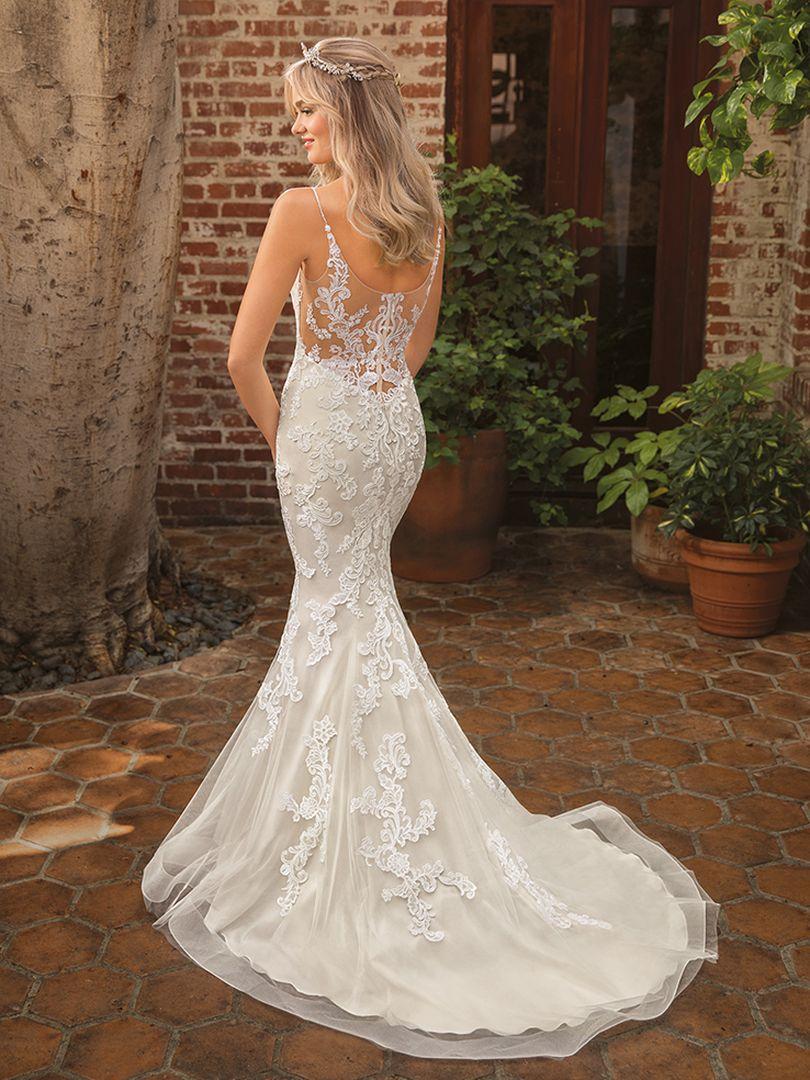 Style Bl282 Scarlett Beloved By Casablanca Bridal