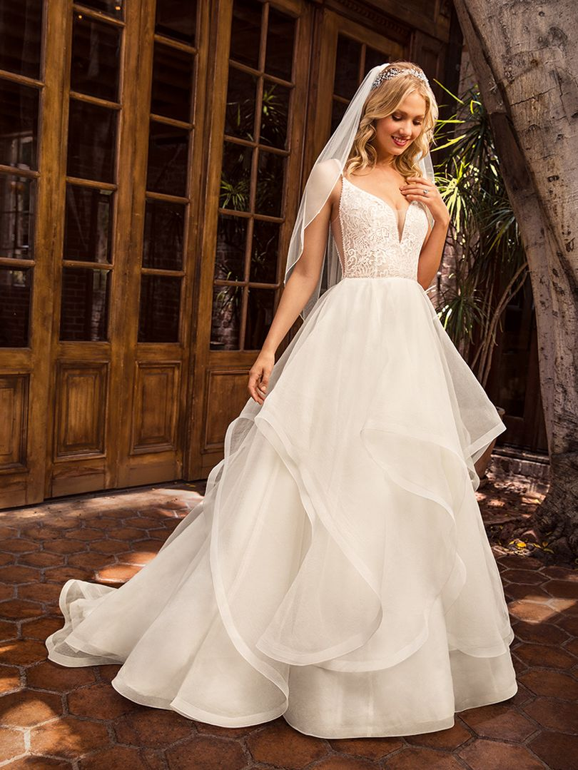 8a8e161cdd755 Style BL290 Kinsey | Beloved By Casablanca Bridal