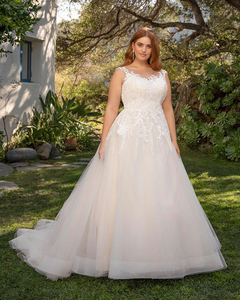Real Fairytale Weddings Silver Spring Md: Beloved By Casablanca Bridal