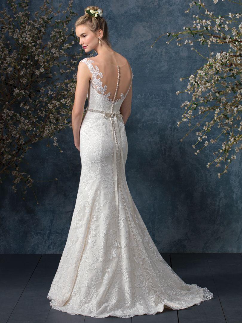 Top Wedding Dresses With Cap Sleeves By Beloved Blog Beloved By