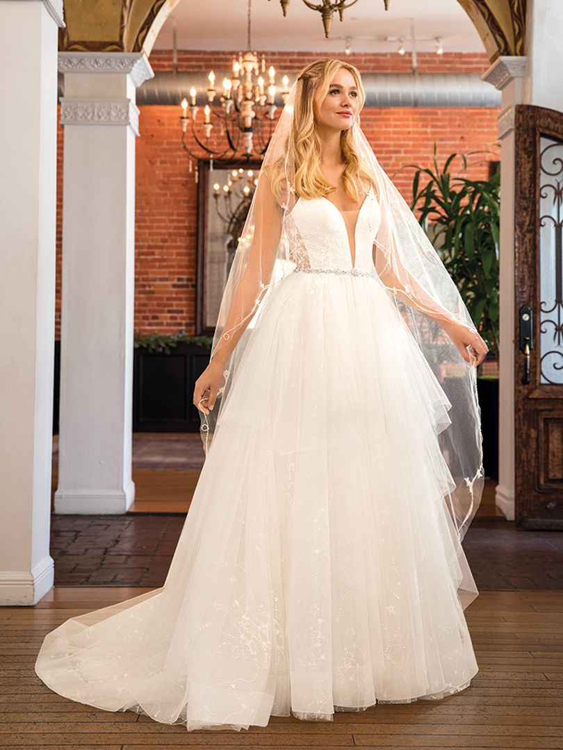 Top 5 Affordable Ballgown Wedding Dresses For The Bride On A Budget | Beloved by Casablanca Bridal