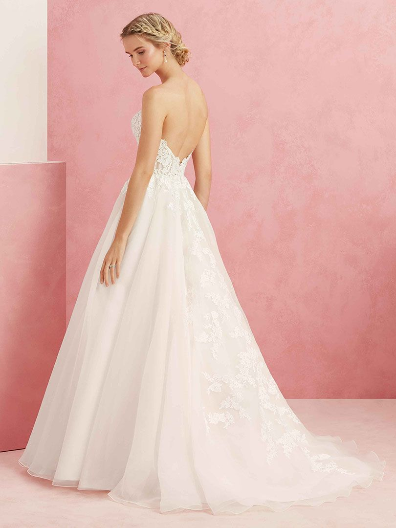 Our Favorite Exposed Bodice Wedding Gowns by Beloved / Blog ...