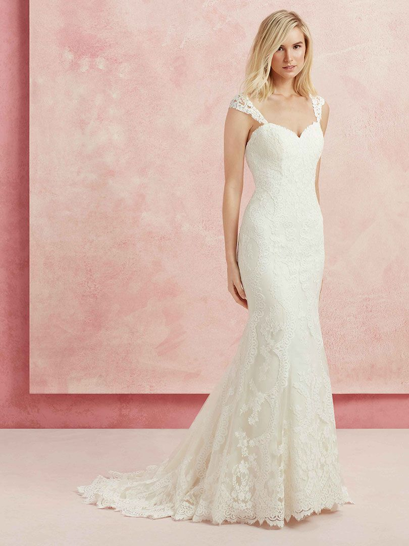 Top Wedding Dresses With Cap Sleeves By Beloved Blog Beloved By