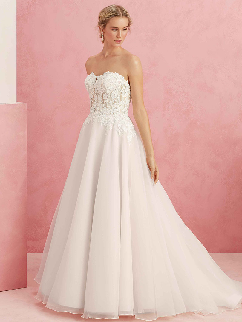 The Best Wedding Gowns For Brides On A Budget Blog Beloved By