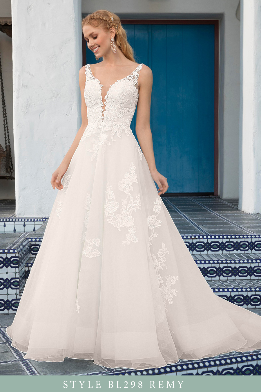 NEW Beloved by Casablanca Bridal Fall 2019 Collection: Adored In Morocco | Affordable Bohemian Classic Wedding Dresses