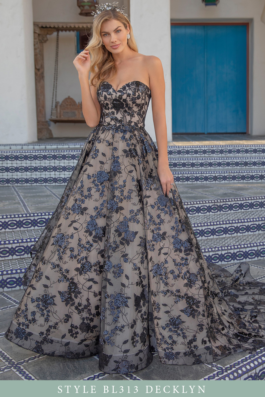 7bef185a10 NEW Beloved by Casablanca Bridal Fall 2019 Collection: Adored In ...